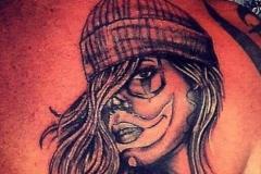 Del Wild's Tattoo Art